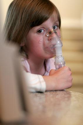 Cisztás fibrózisos gyermek