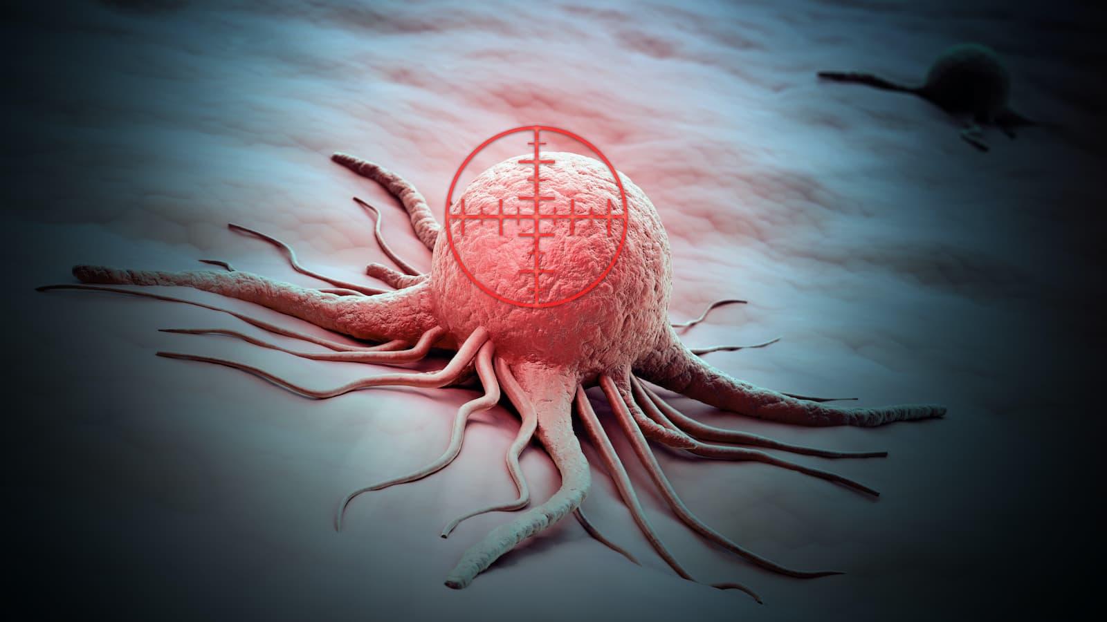 Célzott daganatterápia