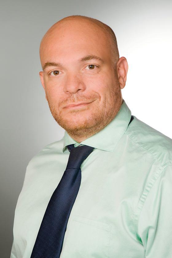 Dr. Gasparics Roland belgyógyász, diabetológus