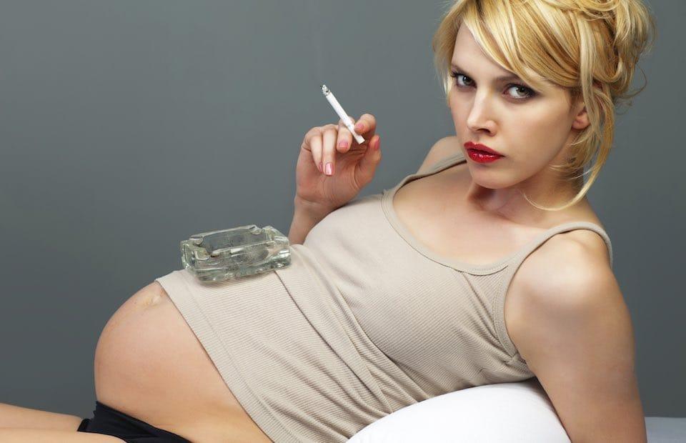 dohányzás terhességi betegség alatt
