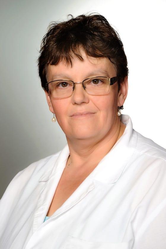 Dr Nyitrai Anna gyermekradiológus