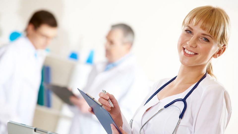 Egészségügyi aszisztens