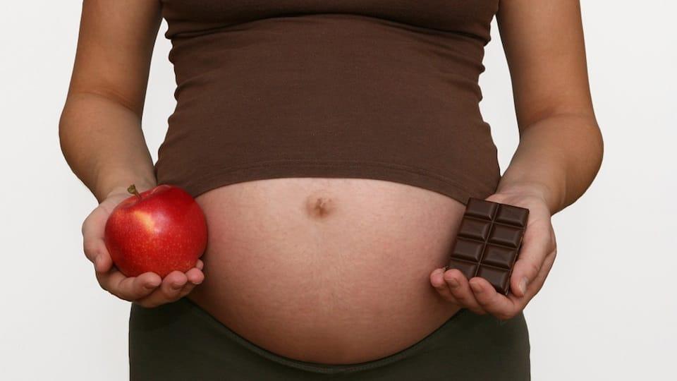 Kiegyensúlyozott táplálkozás a terhesség idején