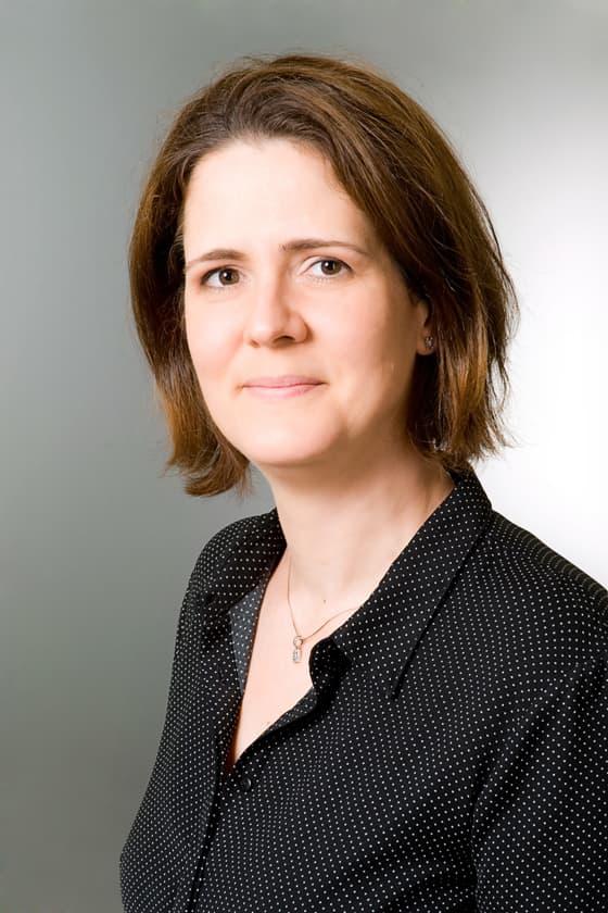 Kurcsics Judit operatív manager, laborvezető