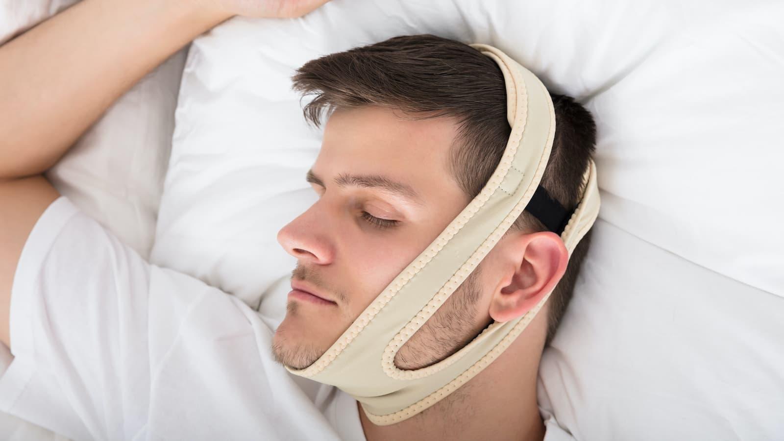 Horkolásgátló eszköz