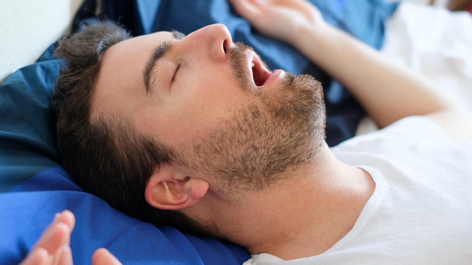 A horkolás típusai és veszélyei