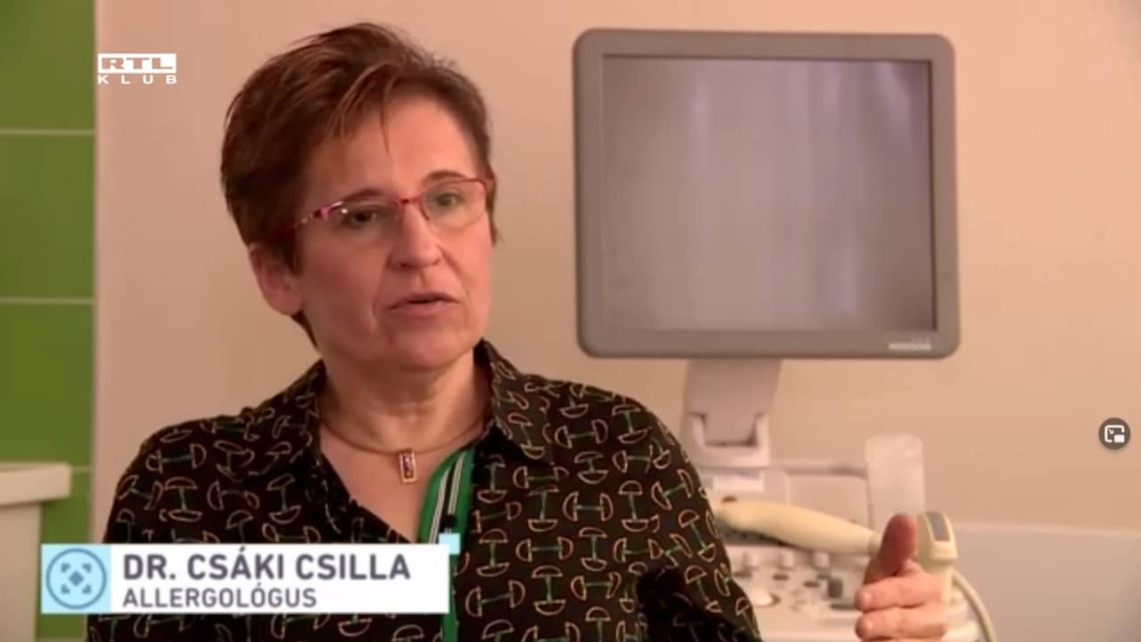 Dr Csáki Csilla RTL Klub Fókusz